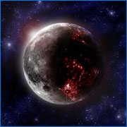 Luna fara directie