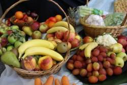 Toamna, fructe