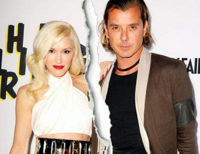 Gwen Stefani și Gavin Rossdale
