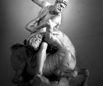 Giambologna---Hercule-si-Centaurul-Nessus